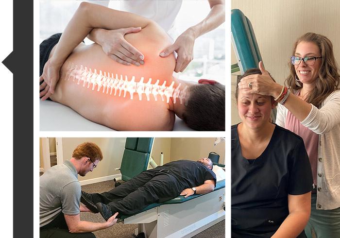 Chiropractor Sanford NC Rachel Myers Cory Burks